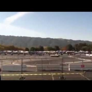 Turbo 2.3 Maverick autocross video - YouTube