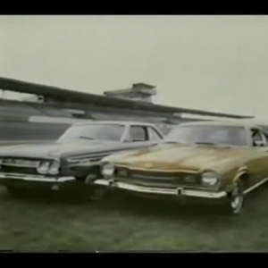 1973 Mercury Comet Commercial Featuring the 1963 Mercury Comet at Daytona - YouTube