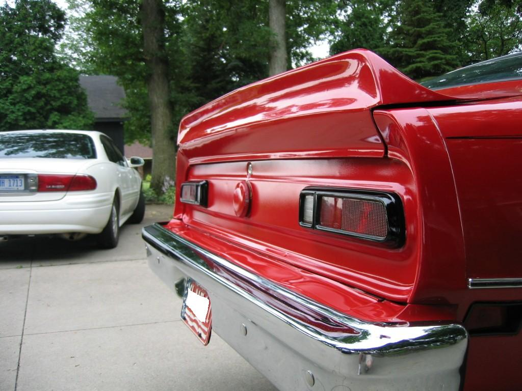Used Rear Spoilers For Cars