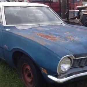 1971 Ford Maverick - YouTube